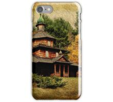 Sacred Space iPhone Case/Skin