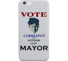 VOTE COBBLEPOT!! iPhone Case/Skin