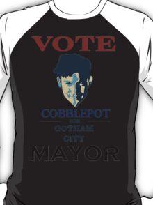 VOTE COBBLEPOT!! T-Shirt