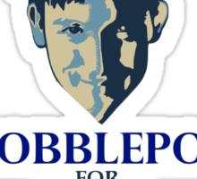 VOTE COBBLEPOT!! Sticker