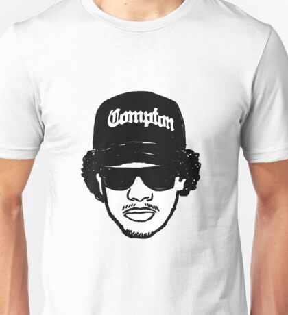 Eazy E Straight Outta Compton Unisex T-Shirt