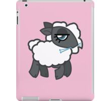 Knitting Sheep iPad Case/Skin