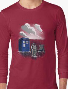 Dr. Interstellar Long Sleeve T-Shirt