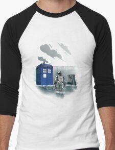 Dr. Interstellar Men's Baseball ¾ T-Shirt