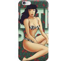 Bettie Page iPhone Case/Skin