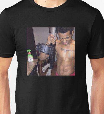 XXXTENTACION Shirtless Unisex T-Shirt