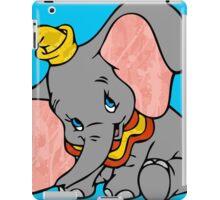 Splattered Dumbo iPad Case/Skin
