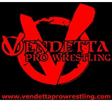 Vendetta Pro Wrestling logo Photographic Print