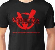 Vendetta Pro Wrestling logo Unisex T-Shirt