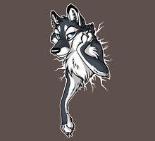STUCK Wolf - Dark Grey Unisex T-Shirt