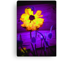 GoldFlower Canvas Print