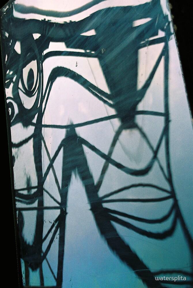 my metal legs by watersplita