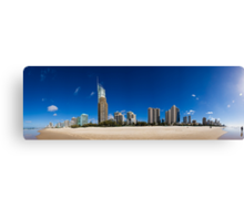 Surfers Paradise Pan Canvas Print