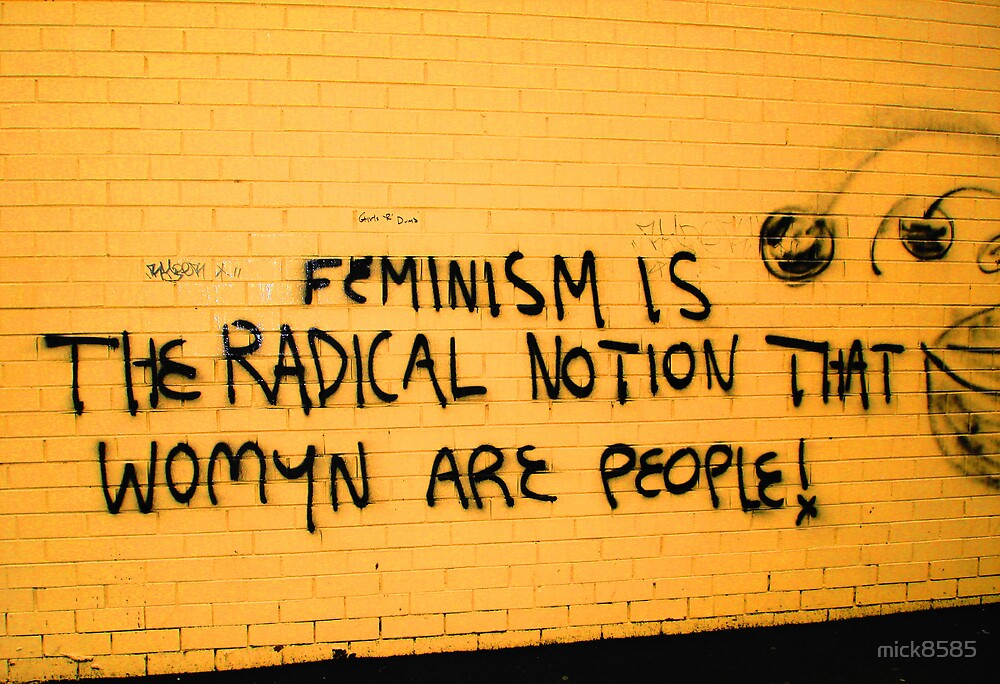 feminism by mick8585