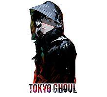 Anime: TOKYO GHOUL - Kaneki Photographic Print