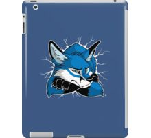 STUCK - Blue Fox iPad Case/Skin