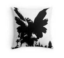 Angel3 Throw Pillow