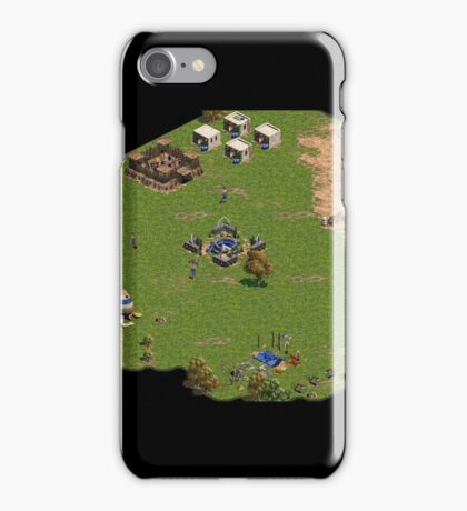 Age of Empires 1 In-Game iPhone Case/Skin