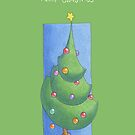 Christmas Tree by mrana