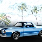 1979 Ranchero GT 7th Generation 1977-1979 by ChasSinklier