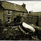 Lerwick, Shetland Islands, Scotland by Andrew Gibson