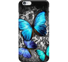 Butterfly On Lace iPhone Case/Skin