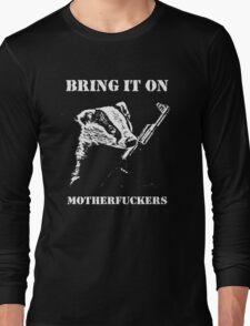 Badger Fights Back T-Shirt