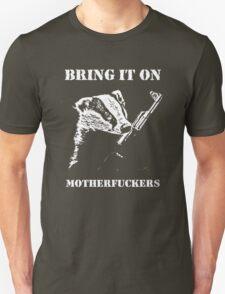 Badger Fights Back Unisex T-Shirt