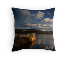 LILYDALE LAKE 5 Throw Pillow