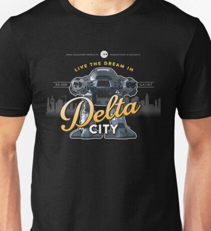 Delta City  Unisex T-Shirt