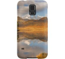 Blea Tarn Lake District Samsung Galaxy Case/Skin