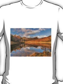 Blea Tarn Lake District T-Shirt