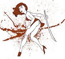 Scarlet from Wolf Hollow by Jason Jeffery