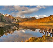 Blea Tarn Lake District Photographic Print