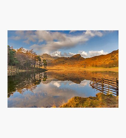 Blea Tarn Lake District Photographic Print