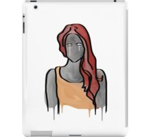 Can't Cry Out Loud iPad Case/Skin