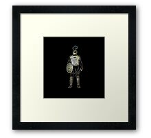 Roman Soldier Framed Print