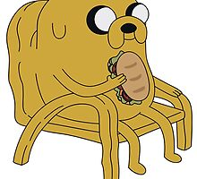 Jake  - Adventure Time by MonHood