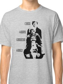 Communist Marx Brothers - Light background Classic T-Shirt