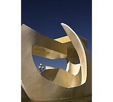 Sculpture #1 Photographic Print