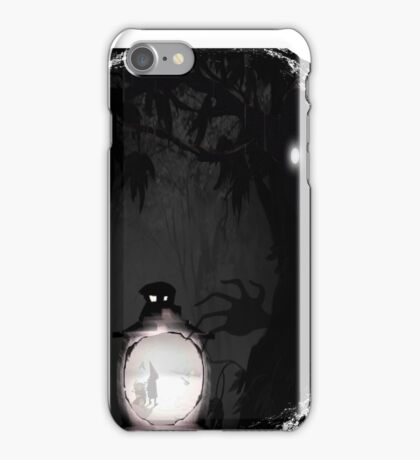 Under the Garden Hedge - The Lantern iPhone Case/Skin