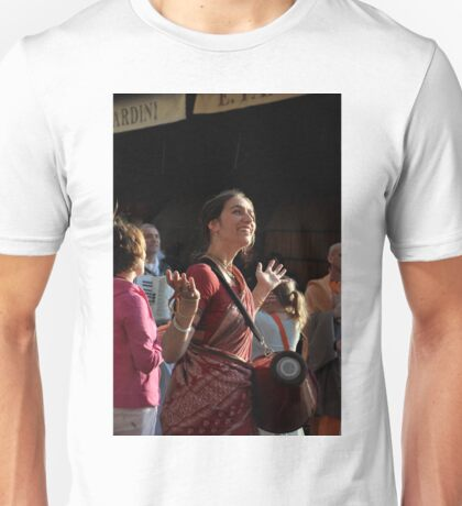 joyful Unisex T-Shirt