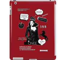 REGINA MILLS iPad Case/Skin