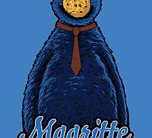 Magritte Monster by Nasken