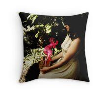 Pandora Series #5 -Release Throw Pillow