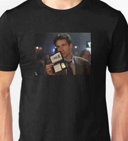 Mulder, Fox Mulder Unisex T-Shirt
