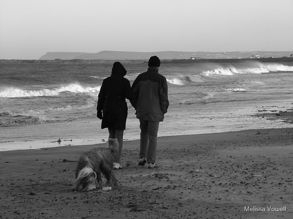 Seaside Strolling by Melissa Vowell