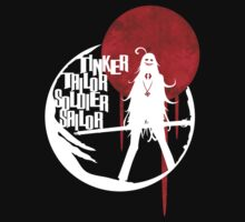 Tinker Tailor Soldier Sailor by novawhitefire