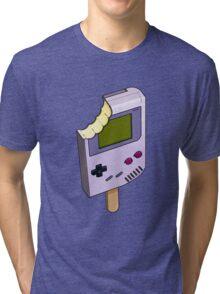 Game Boy Ice Cream Tri-blend T-Shirt