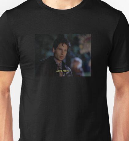 A UFO Party Unisex T-Shirt
